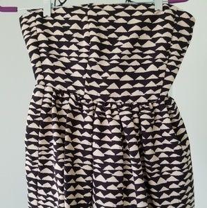 Dresses - Strapless dress NWT